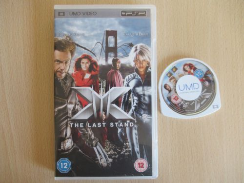 X-Men 3 the Last Stand (PSP)